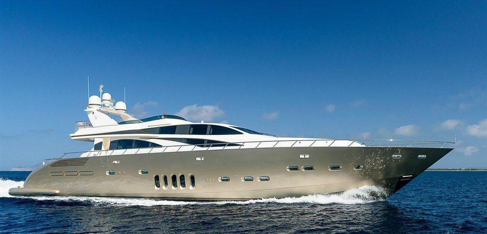 Love Boat Charter Yacht