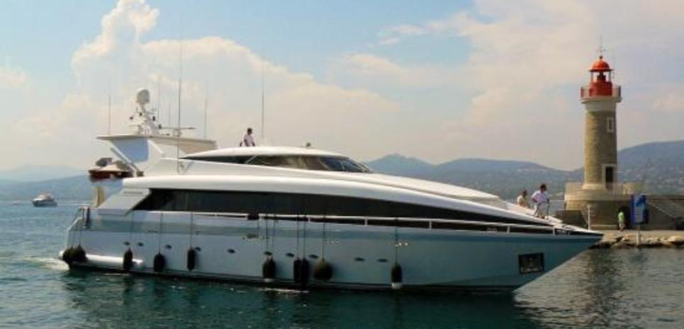 Saga Charter Yacht