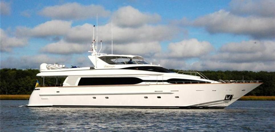 Pushy Charter Yacht