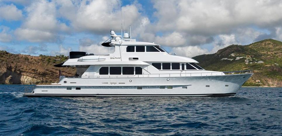 Going Coastal Charter Yacht