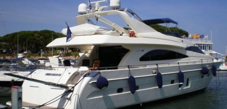 Chirshaca Charter Yacht