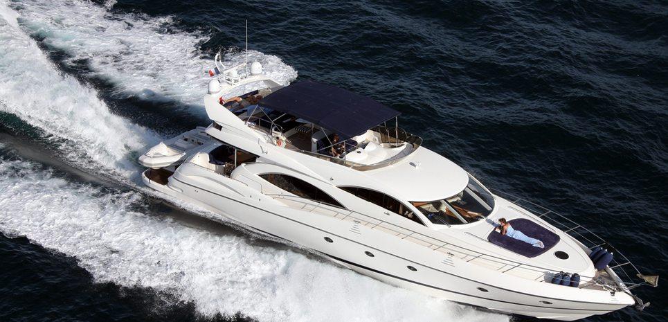 Vogue of Monaco Charter Yacht