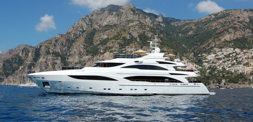 Diane Charter Yacht