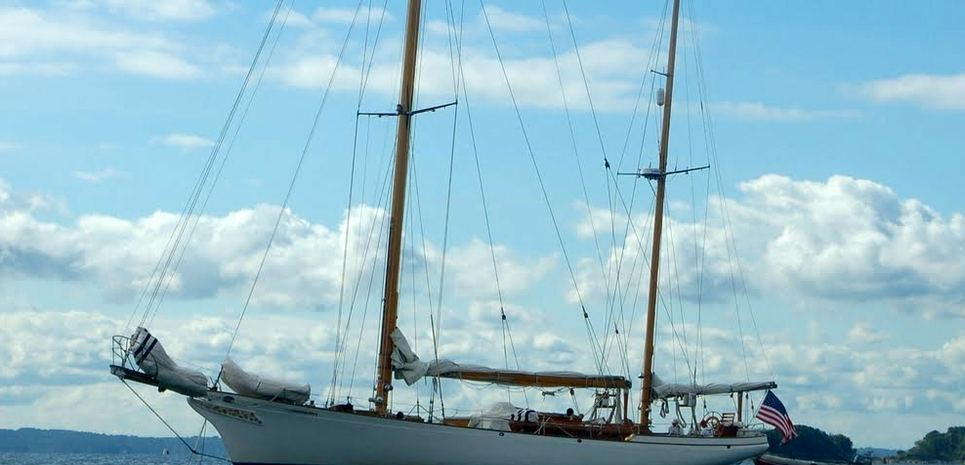 Ticonderoga Charter Yacht