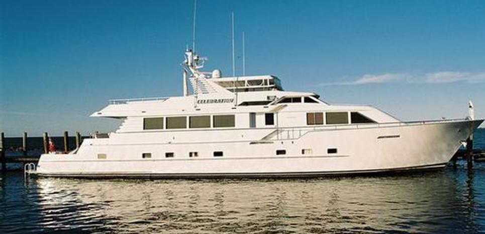 Celebration Charter Yacht