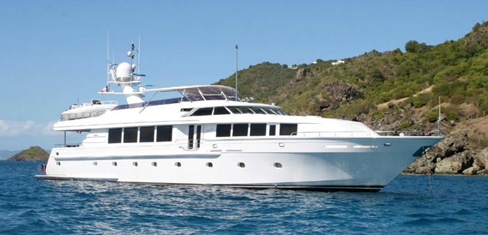 Savannah Charter Yacht