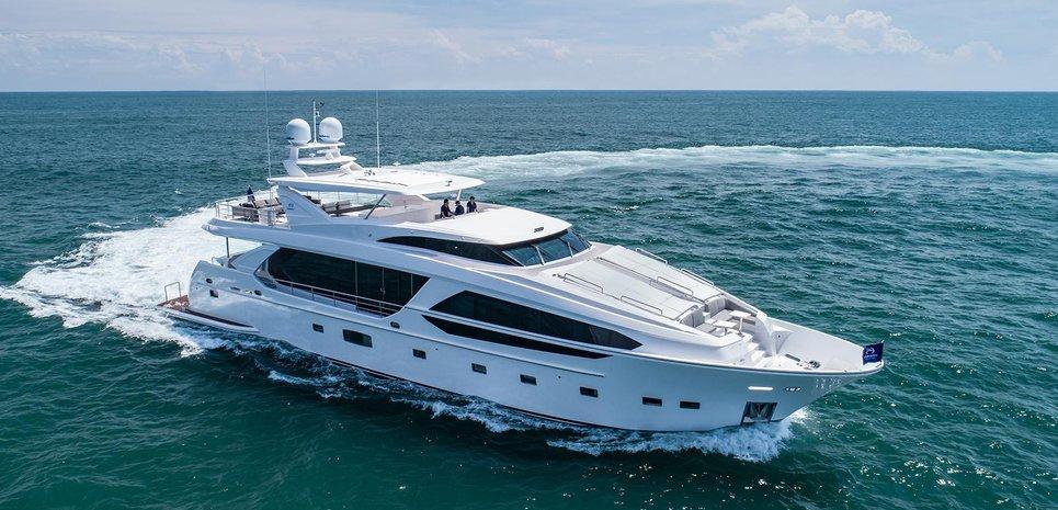 Adagio Charter Yacht