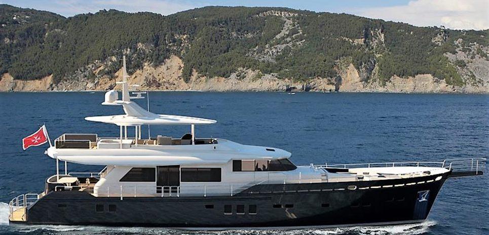 Natalya 86/01 Charter Yacht