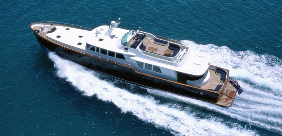 Oscar II Charter Yacht