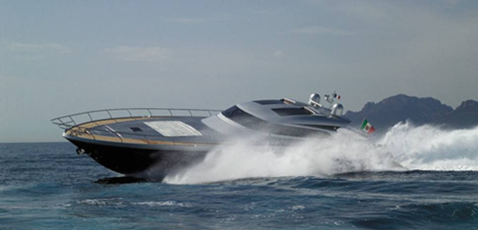 K Blu Charter Yacht