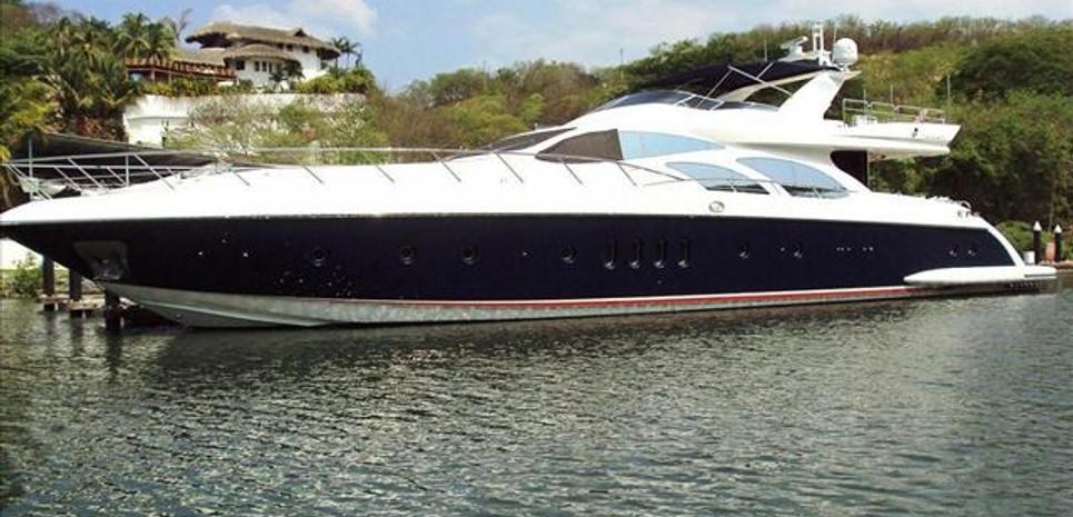 Brava Charter Yacht