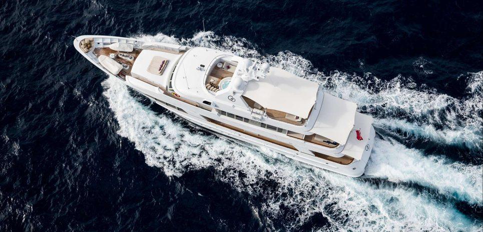 GO Charter Yacht