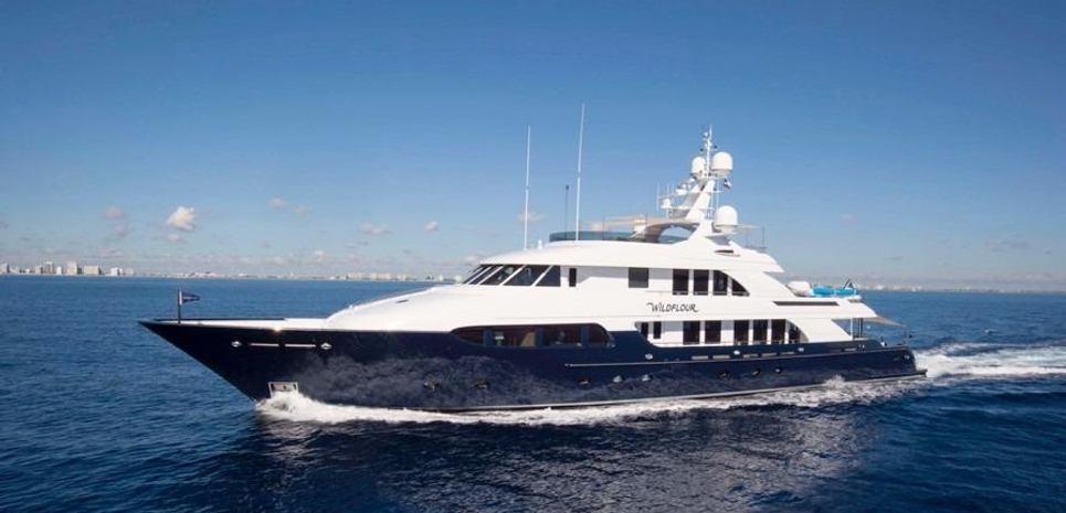 Paladin Charter Yacht