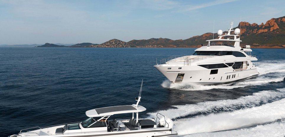 Jacozami Charter Yacht