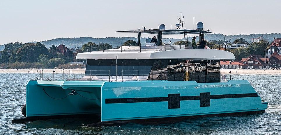 Christina Too Charter Yacht
