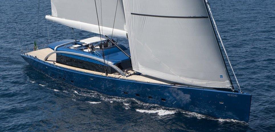 Nativa Charter Yacht