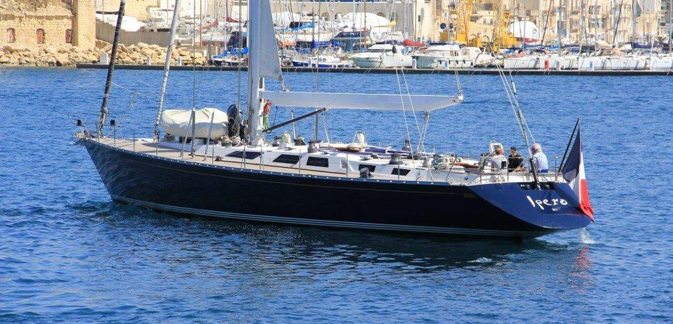 Ipero Charter Yacht