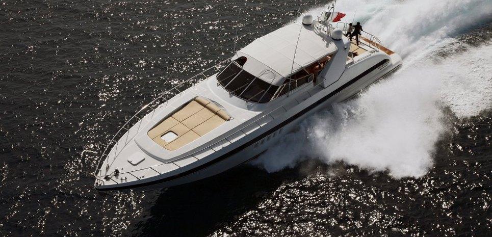 Mamba Charter Yacht