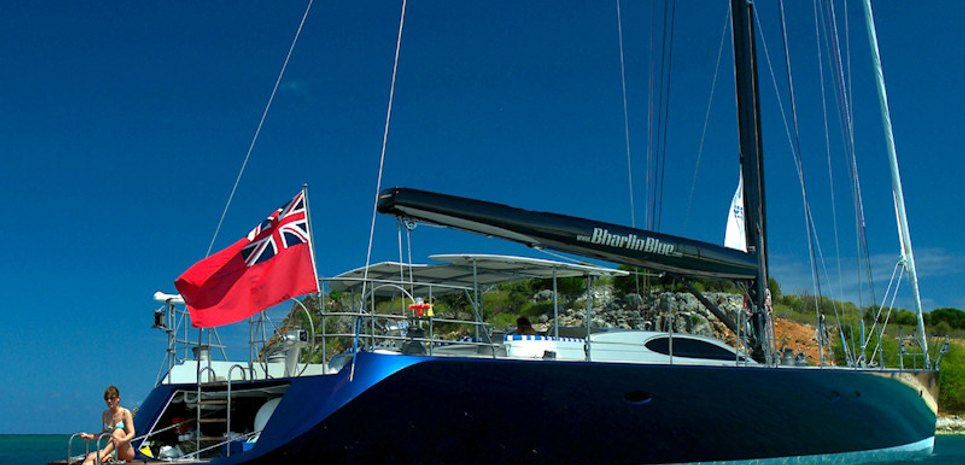 New Dimension Charter Yacht