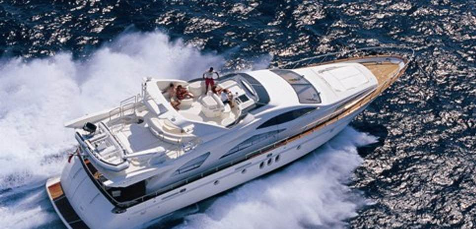Mi Champion Charter Yacht