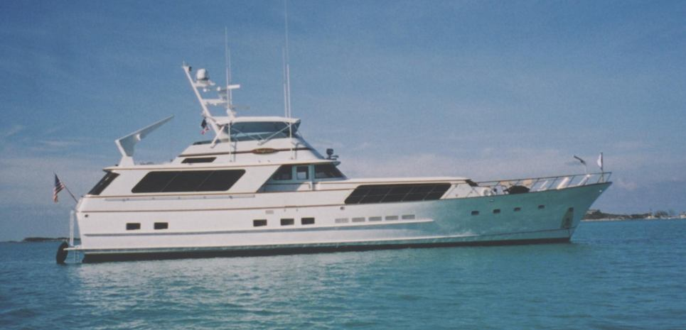 Yachts A Luck Charter Yacht