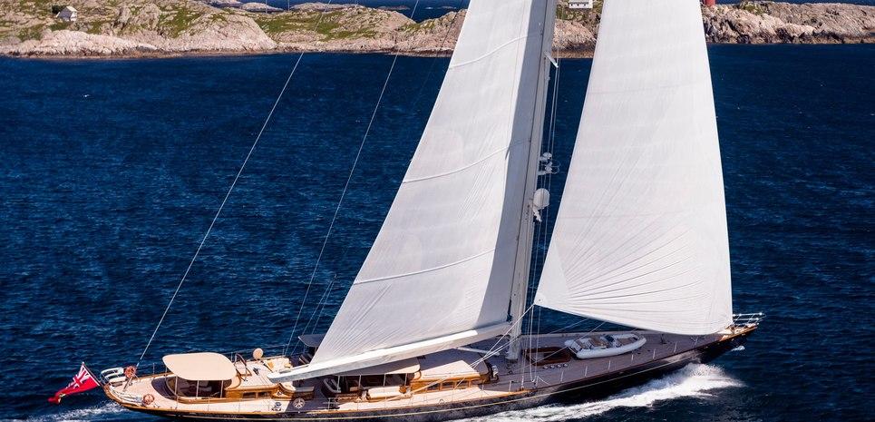 Wisp Charter Yacht