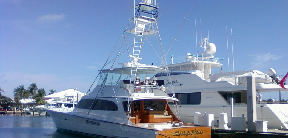 Snaproll Charter Yacht