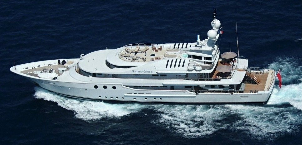 Lady A Charter Yacht
