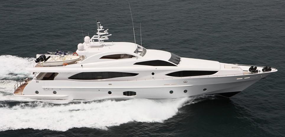 Alkamda Charter Yacht