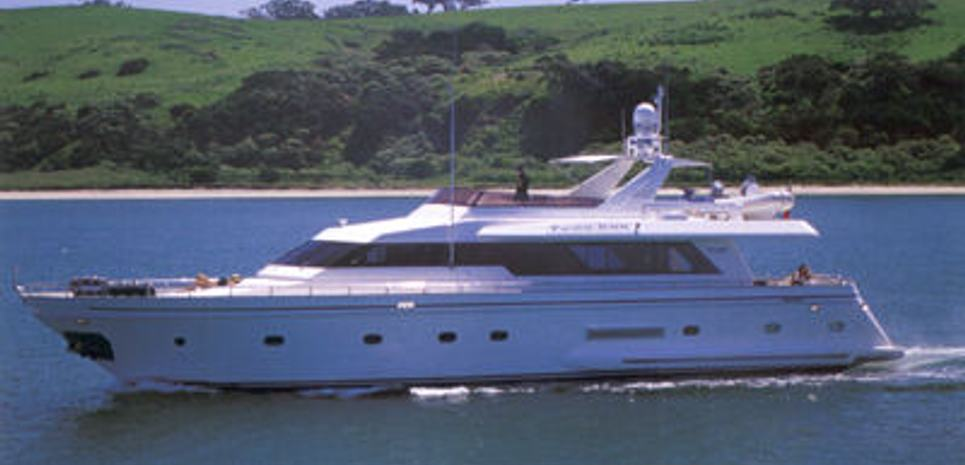 Pacific Jemm Charter Yacht