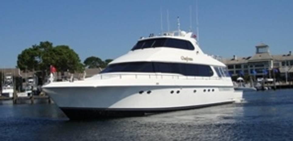 Chufran Charter Yacht