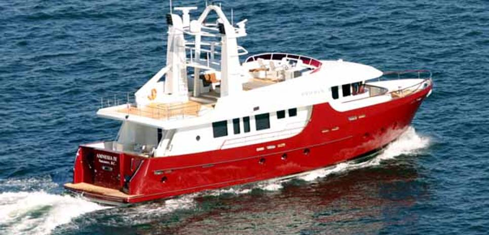 Five C's Charter Yacht