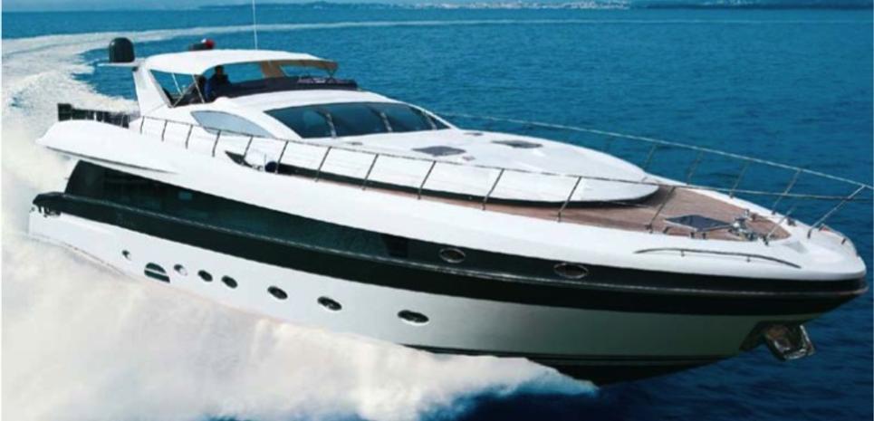 Solange Charter Yacht