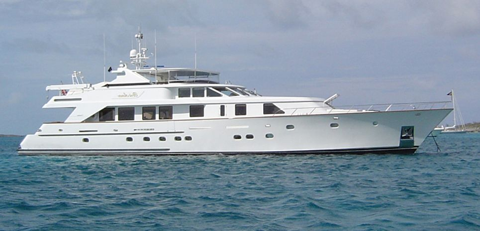 Rusalka Charter Yacht