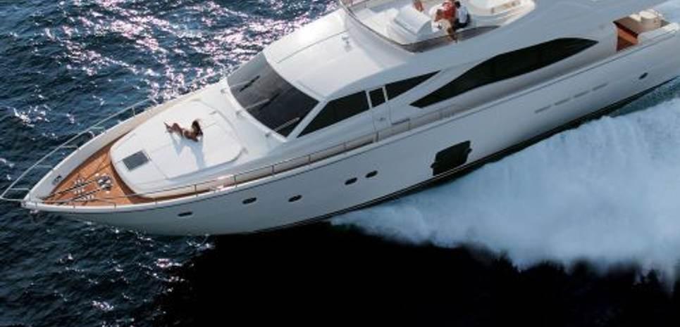 Felixia Charter Yacht