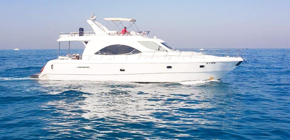 Rafia Charter Yacht