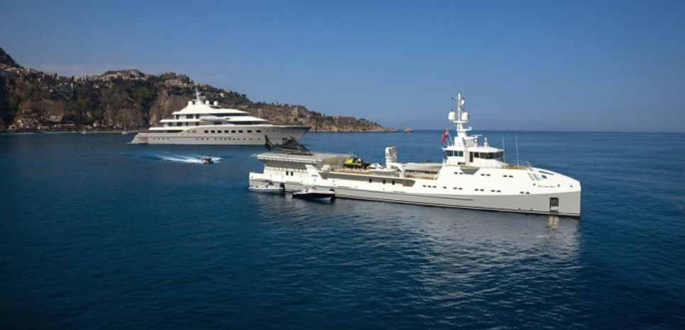 Intrepid Charter Yacht