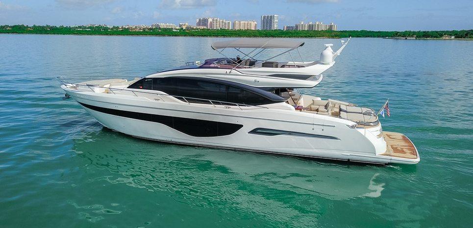 Nauti Natalie Charter Yacht