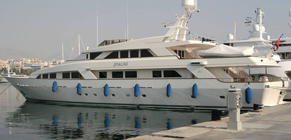 Joalmi Charter Yacht