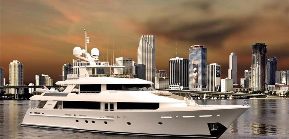 Westport 4017 Charter Yacht