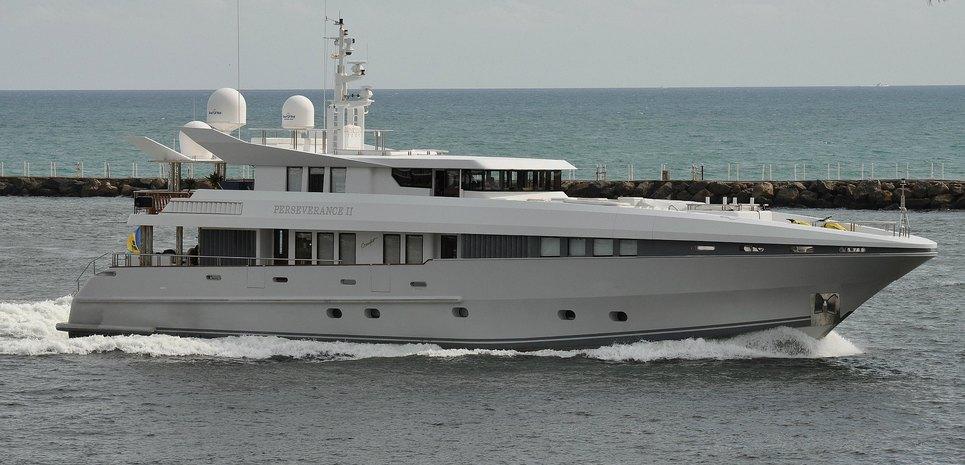 Perseverance II Charter Yacht