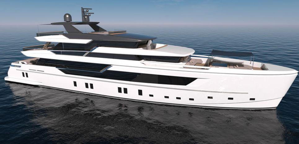 44 Alloy /02 Charter Yacht