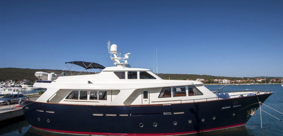 Phaedra I Charter Yacht