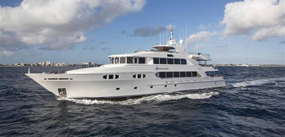 Excellence Charter Yacht