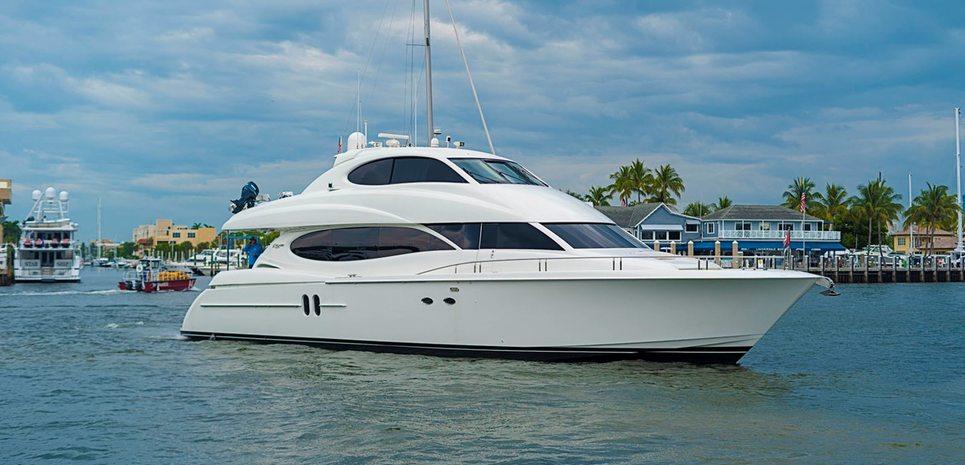 Ennui Go Charter Yacht
