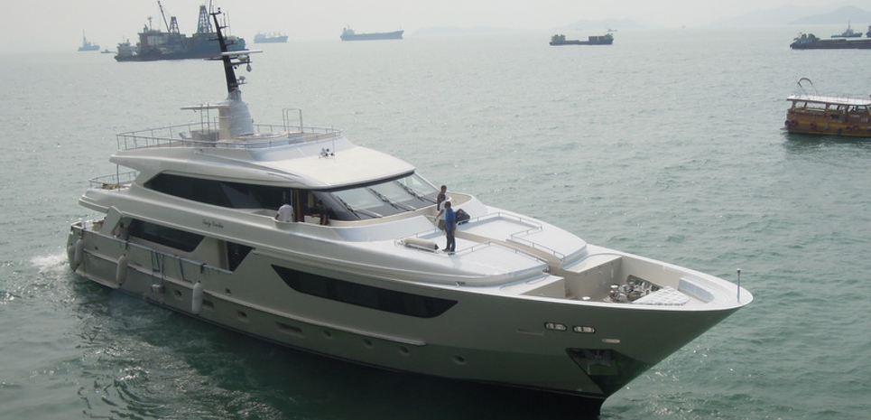 Lady Cecilia Charter Yacht