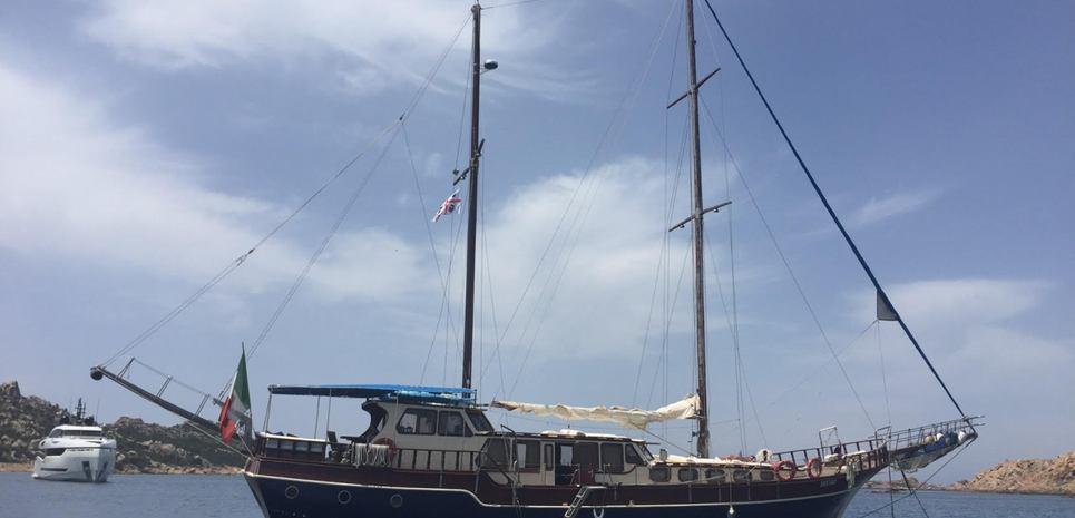Alissa Charter Yacht
