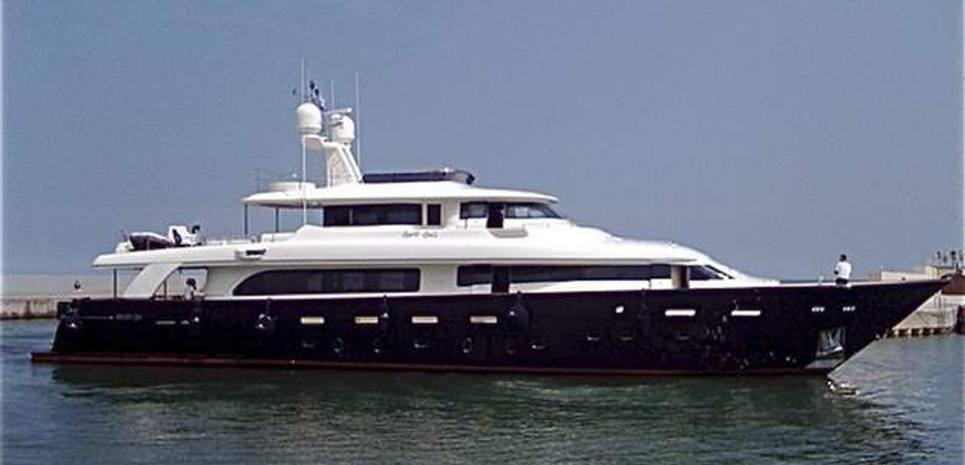 Navetta 33 Charter Yacht
