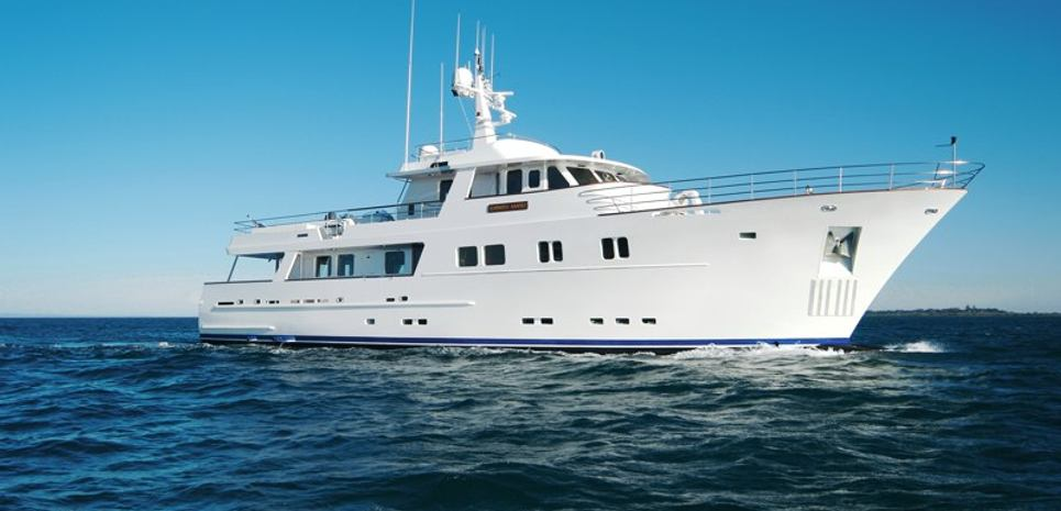 Espiritu Santo Charter Yacht