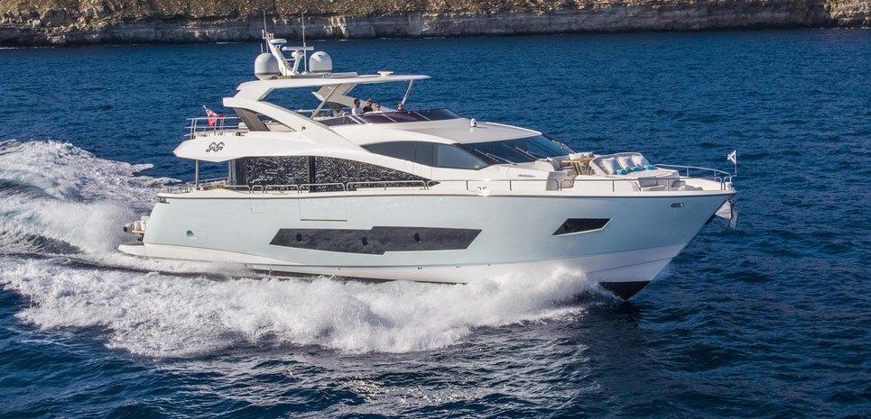 Gigi Charter Yacht